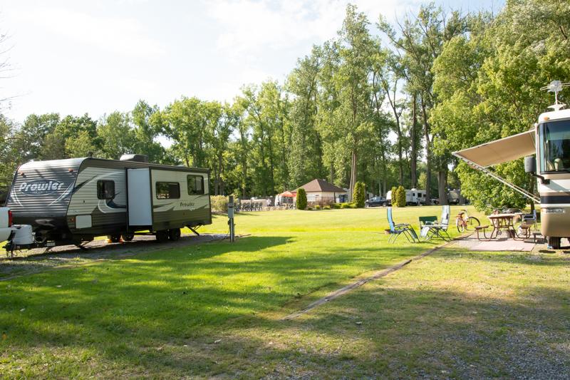 RV Camp Sites
